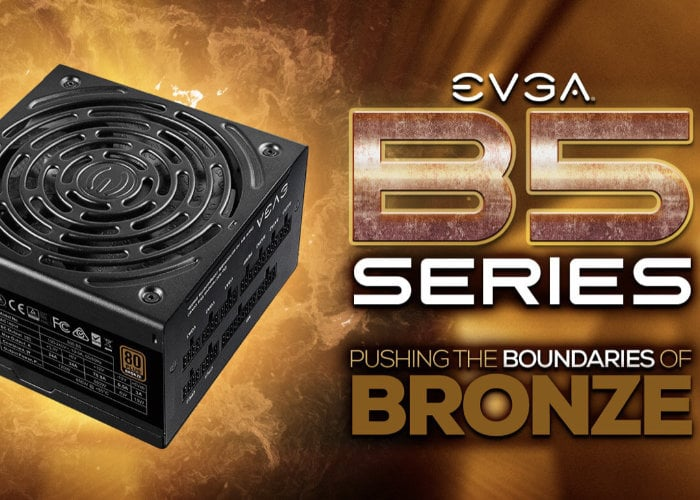 bronze power supply