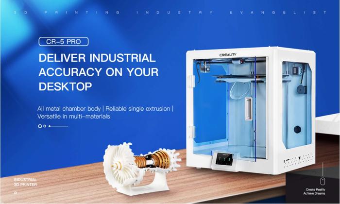 Creality CR-5 Pro 3D Printer