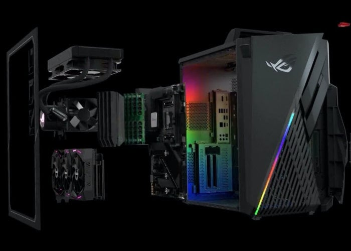 ASUS ROG Strix GA35-G35DX gaming PC