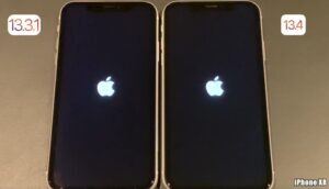 ios 13.4 vs iOS 13.3.1