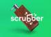 scrubber soap dispenser