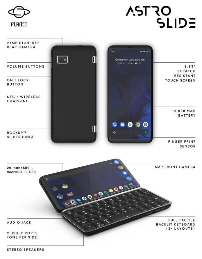 smartphone Pocket PC