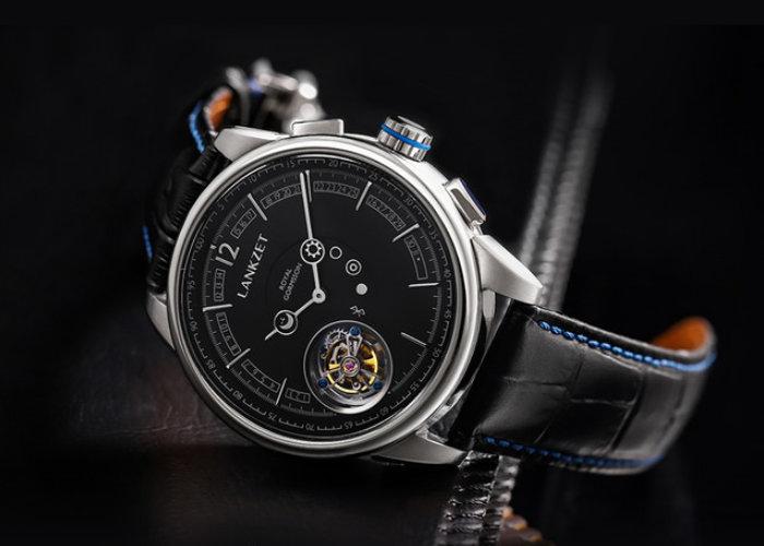 tourbillon smartwatch