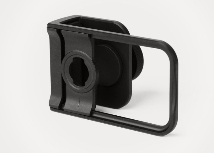 universal smartphone camera lens mount