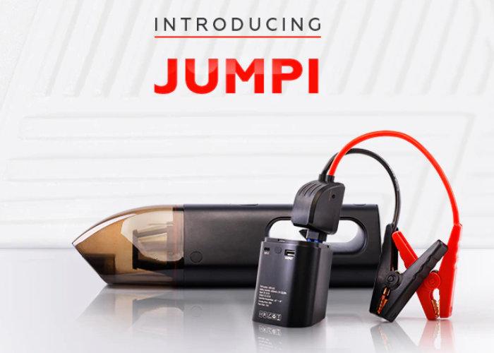 vehicle jump starter