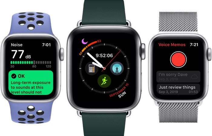 watchOS 6.2 beta 5