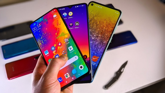 2020 Smartphone market