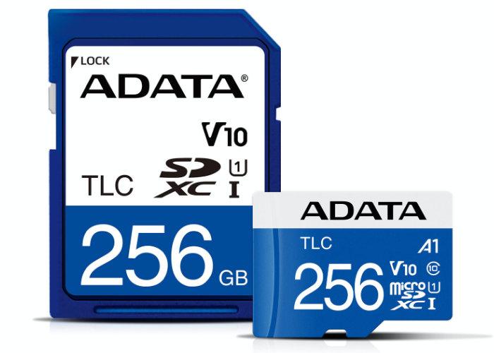ADATA Industrial-Grade microSD