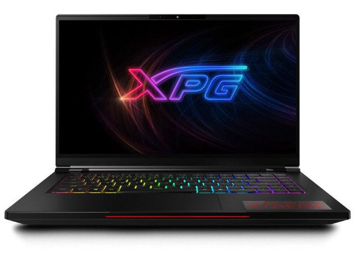 ADATA XPG XENIA gaming laptop