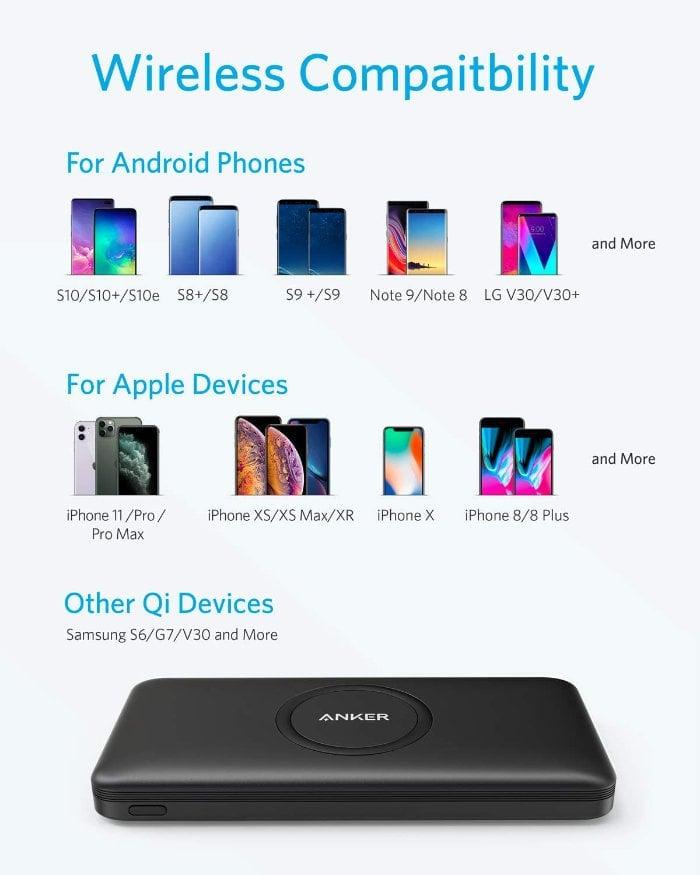 Anker PowerCore 10K Wireless-1