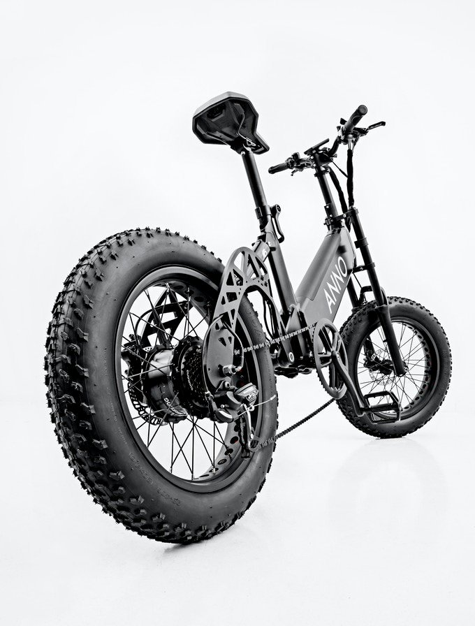 Annobike electric bikes