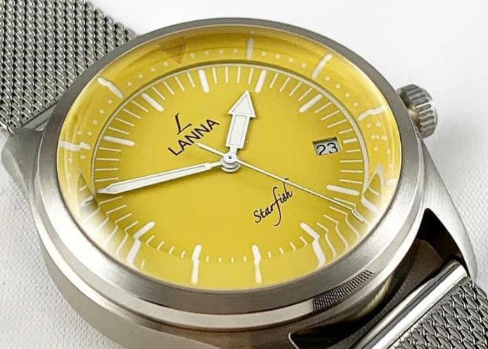 Apelviken GMT worldtimer watch