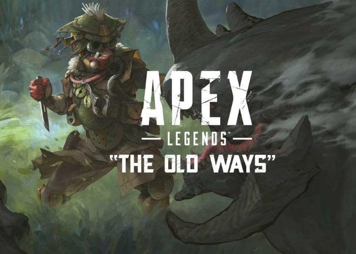 Apex Legends Old Ways Event