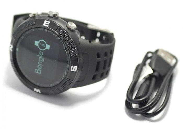 Bangle.js smartwatch