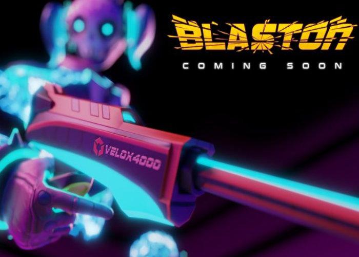 Blaston VR