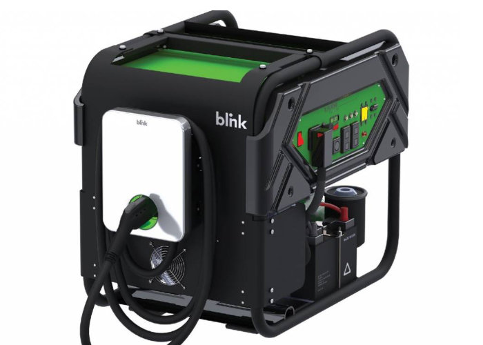 Blink mobile charger