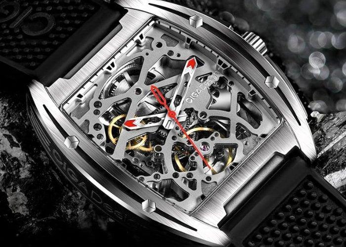 CIGA Titanium Watch