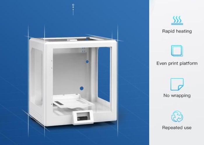 CR-5 PRO 3D printer