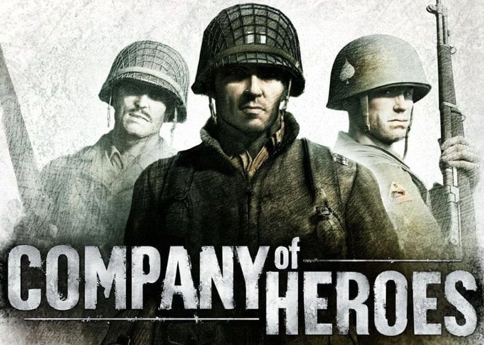 Company of Heroes WWII strategy game