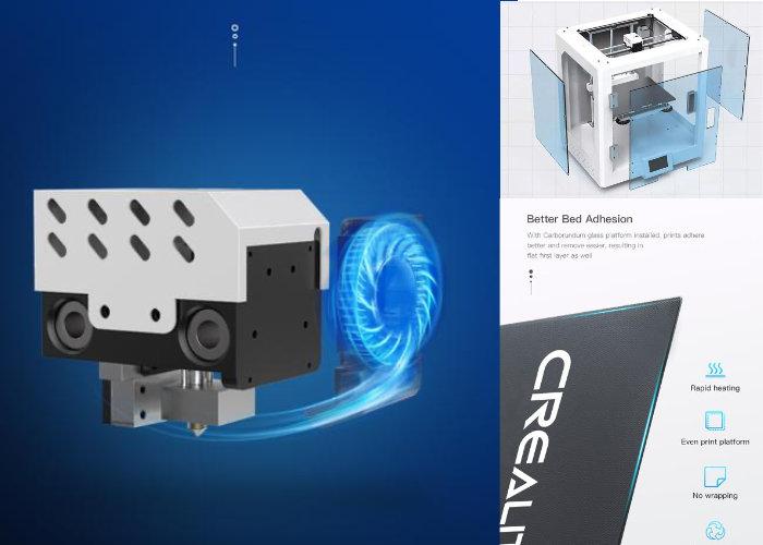 Creality CR-5 PRO 3D printerv