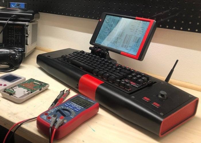 Cyberdeck project