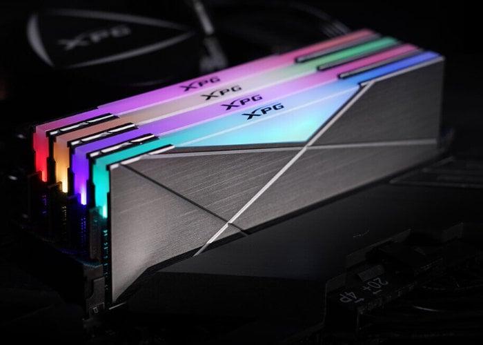 DDR4 RGB memory module