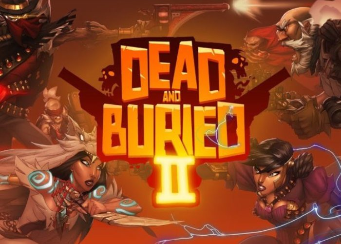 Dead and Buried II