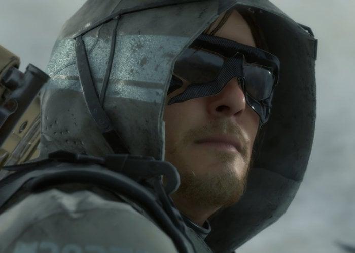 Death Stranding VR