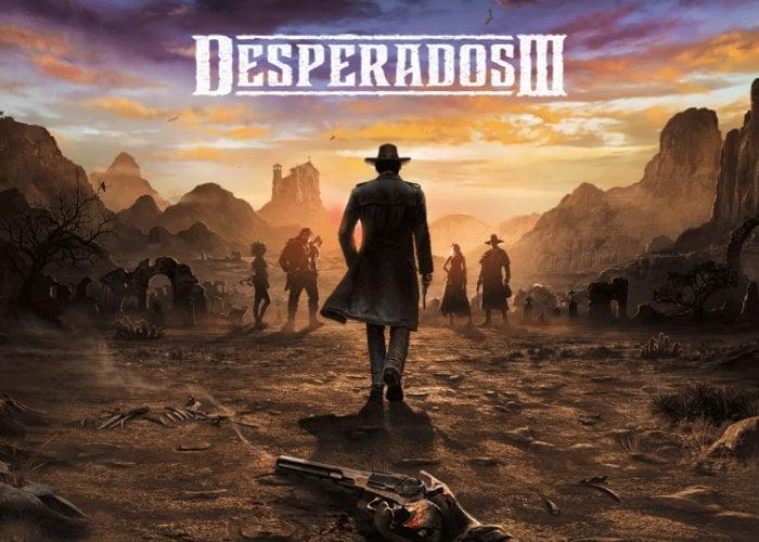 Desperados 3 Release Date Confirmed for This Summer
