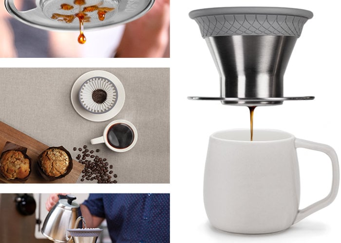 ESPRO BLOOM pour over coffee brewer