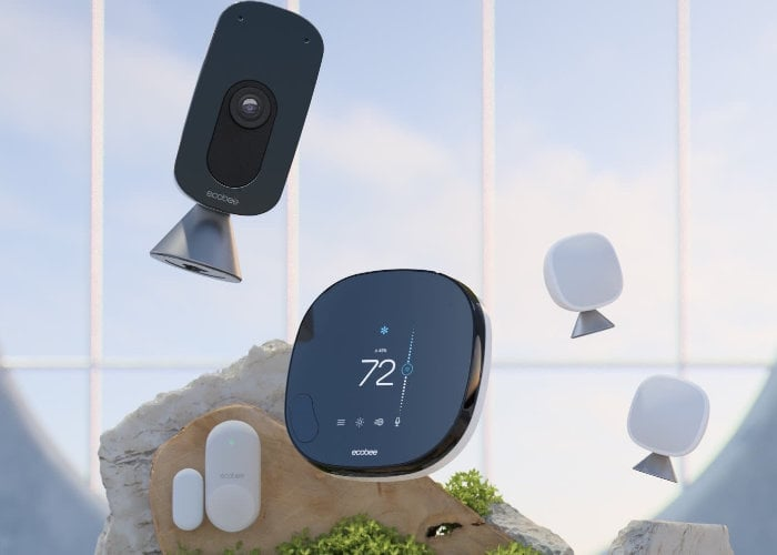 Ecobee Haven smart home