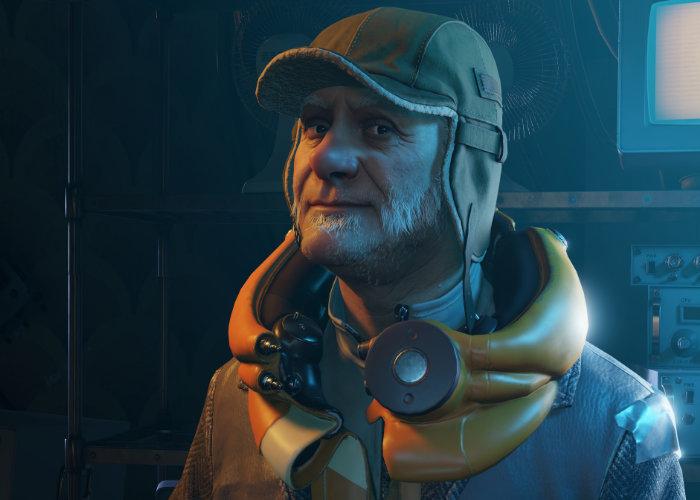 Half-Life Alyx level editor