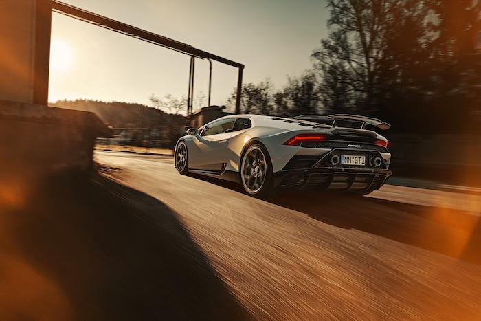 Novitec Lamborghini Huracán EVO