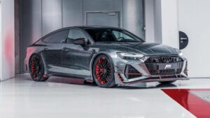 Limited Edition Audi ABT RS7-R