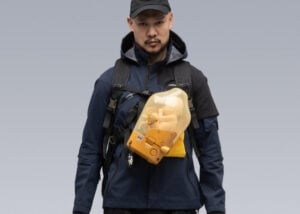 Limited Edition Death Stranding anorak