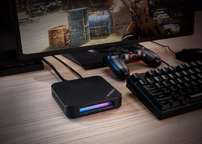 Live Gamer BOLT external 4K HDR