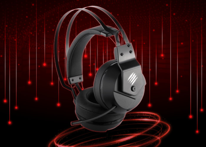 Mad Catz gaming headset