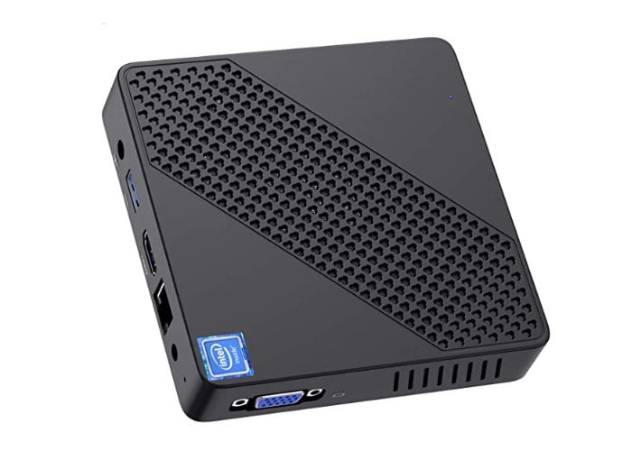 Mini PC Fanless Intel Celeron N4020