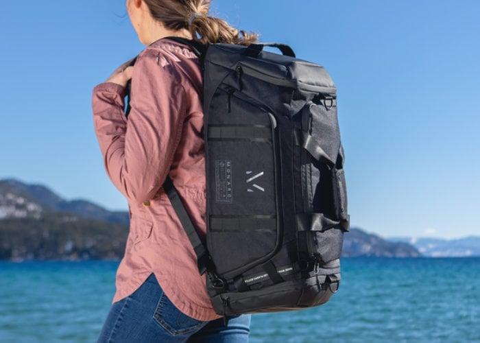 Monarc Settra Series backpack