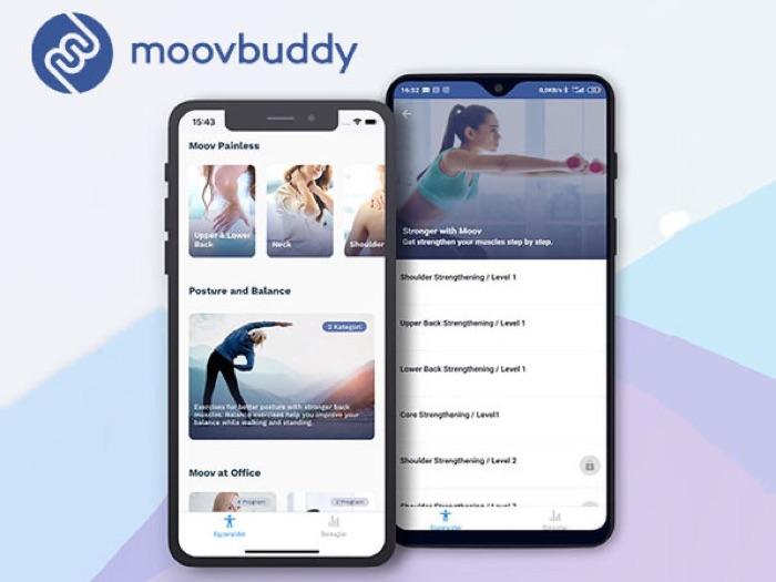 MoovBuddy Exercise App