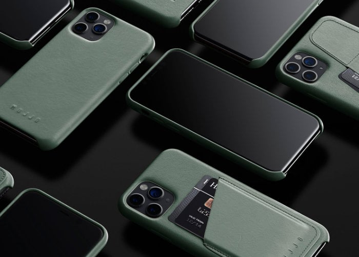 Mujjo iPhone 11 Pro cases