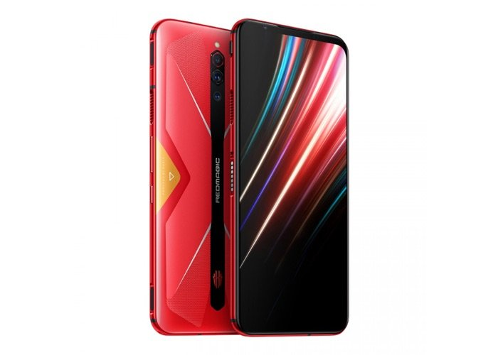 Nubia RedMagic 5G gaming phone sports 144-Hz display