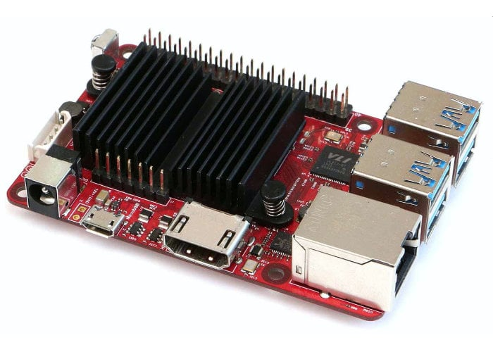 ODROID-C4 mini PC