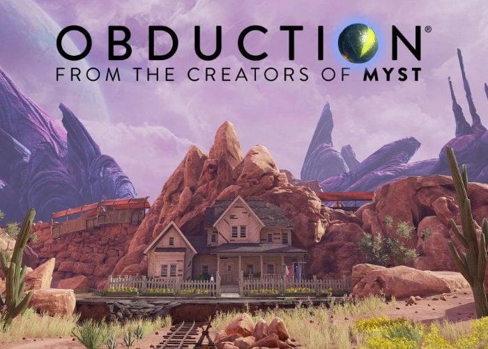 Obduction Xbox
