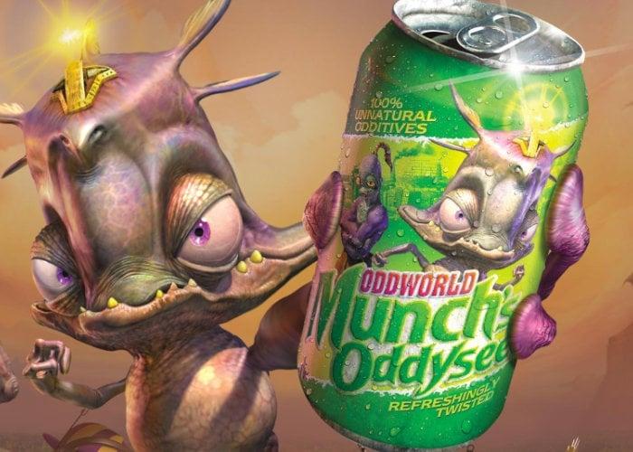 Oddworld Munch's Oddysee game
