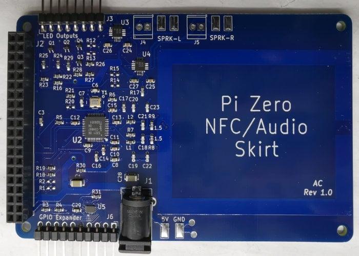 Raspberry Pi NFC