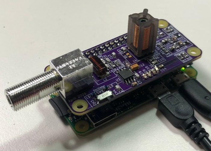 Raspberry Pi Zero RF Modulator