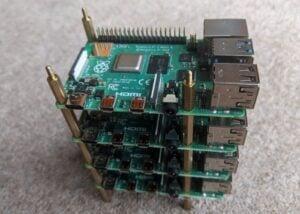 Raspberry Pi clusters