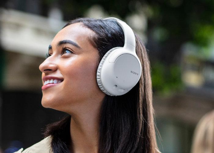 Sony WH-CH710N ANC headphones