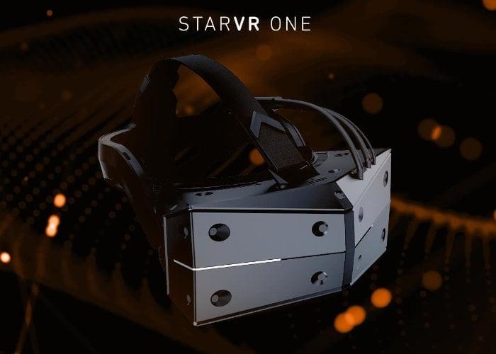 StarVR One VR headset